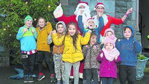 Santa Claus is coming to Ballymahon