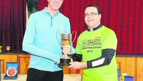€143,000 raised for Longford MS as part of Christmas day run