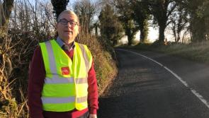 Dangerous bend needs to be tackled, says south Longford councillor