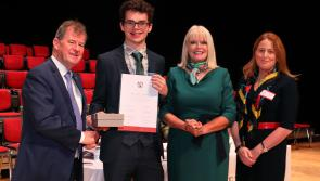 Longford students awarded JP McManus scholarships