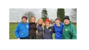 Moyne AC well represented at Cross-Country Championships