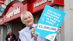 Longford's newest millionaire looking forward to enjoying a hassle-free Christmas with their family