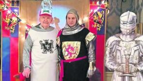 Plenty of festive cheer at Granard's Knights & Conquests Heritage Centre