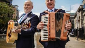 Foster & Allen  bringing their Timeless Memories Tour to the Rustic Inn, Abbeyshrule