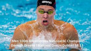 Longford's Darragh Greene wins another National title