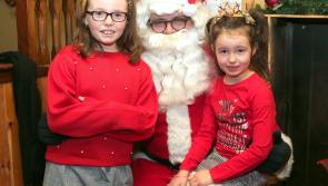 GALLERY| Santa Claus makes early visit to Kenagh