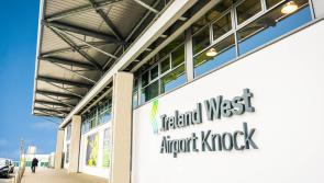 Ireland West Airport Knock gets grant of €1.7 million