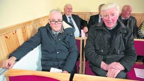 PICTURES | Christmas carols and dedication service in Colmcille