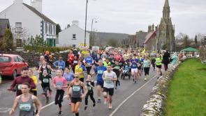 10 Mile Challenge and 5k Run  around the scenic village of Ardagh