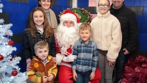 GALLERY | Santa Claus is coming to town! Christmas to remember at Longford Centre as families meet Santa