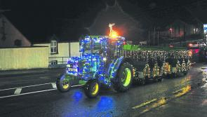 Abbeyshrule Tractor Run presentation