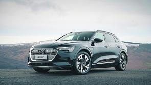 Longford Leader Motoring: Audi's new e-tron 50 quattro