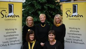 Senator Marie-Louise O'Donnell guest speaker at Midlands Simon Community  Nollaig na mBan Little Black Dress ladies lunch