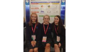 Ballymahon students win  BTYSTE prize