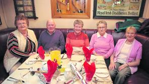 PICTURES | Drumlish Senior Citizens party goes down a treat with local community