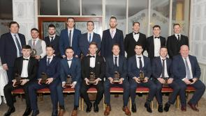 Local stars honoured at Longford GAA Team of the Championship and player of the year awards