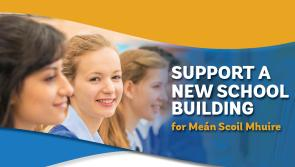 Mean Scoil Mhuire to host meeting on campaign for new school