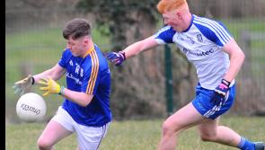 Monaghan beat Longford in the Philly McGuinness Cup U-20 Final