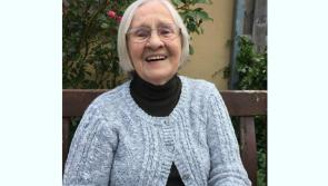 Late Fay Rosemond played organ in Carrigallen Church of Ireland for over 60 years