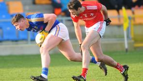 Longford manager Padraic Davis delighted with the win over Louth