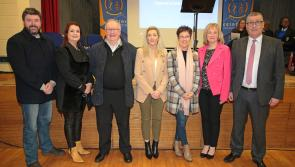 Huge support as Meán Scoil Mhuire kickstart campaign for new school