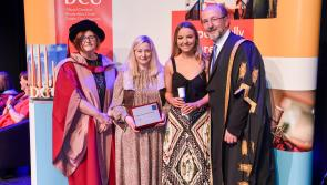 GALLERY| Longford students awarded DCU scholarships