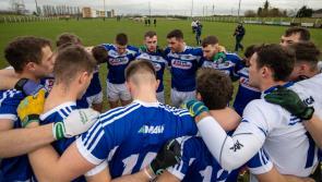 Laois team named for Leinster football championship clash against Longford