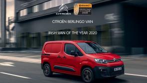 Citroen and Mitsubishi scoop top van awards
