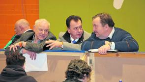 IN PICTURES: All the action at the Longford/Westmeath General Election 2020 count