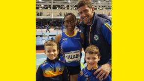 Impressive second place for Longford's Yemi Talabi  in Women's Long Jump at AIT International Grand Prix 2020