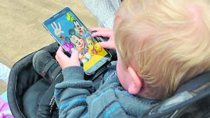 Barnardos is asking parents to monitor their child's screentime as they work from home