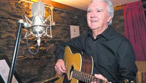 Johnny McEvoy to perform at the Greville Arms, Mullingar, this Friday