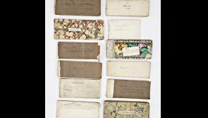 Longford's Maria Edgeworth notebooks and letters sell for an incredible €200,000  at auction