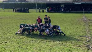Longford Rugby Club battle to bonus point win over Boyne