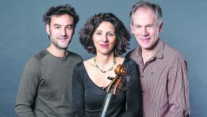 Saltarello Trio set for Tullynally Castle