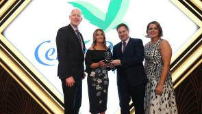Major accolade for Center Parcs Longford Forest at inaugural Great Place to Work awards