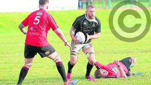 Longford Rugby Club in Towns Cup action away to Navan 2nd XV