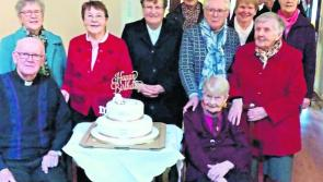 GALLERY| Sister Elizabeth Brady RSM celebrates turning 100