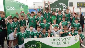 John West offering Longford clubs a Féile kit boost