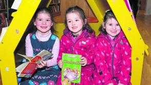 A day of celebration in libraries across Co Longford
