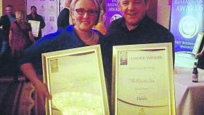 Longford restaurants honoured at Leinster awards ceremony