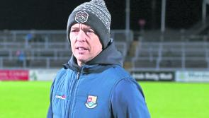 Longford manager Padraic Davis praises the resilience of the players
