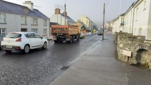 Granard roadworks given unanimous thumbs up