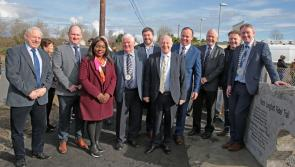 Minister Ring vows to continue delivering for Longford at unveiling of North Longford rebel trail