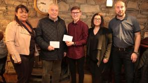 GALLERY| Longford Variety Group presents cheques to local organisations