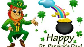 Watch | Longford family host their own special St Patrick's Day parade