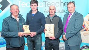 Longford winner at TechnoTeachers awards