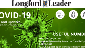 Directory: Longford volunteers helping their local communities during the #Covid19 pandemic