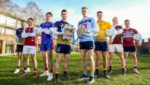 Ten counties represented on Sigerson Cup Team of the Year
