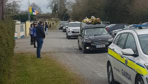 Poignant and emotional farewell to the late Conor Connelly